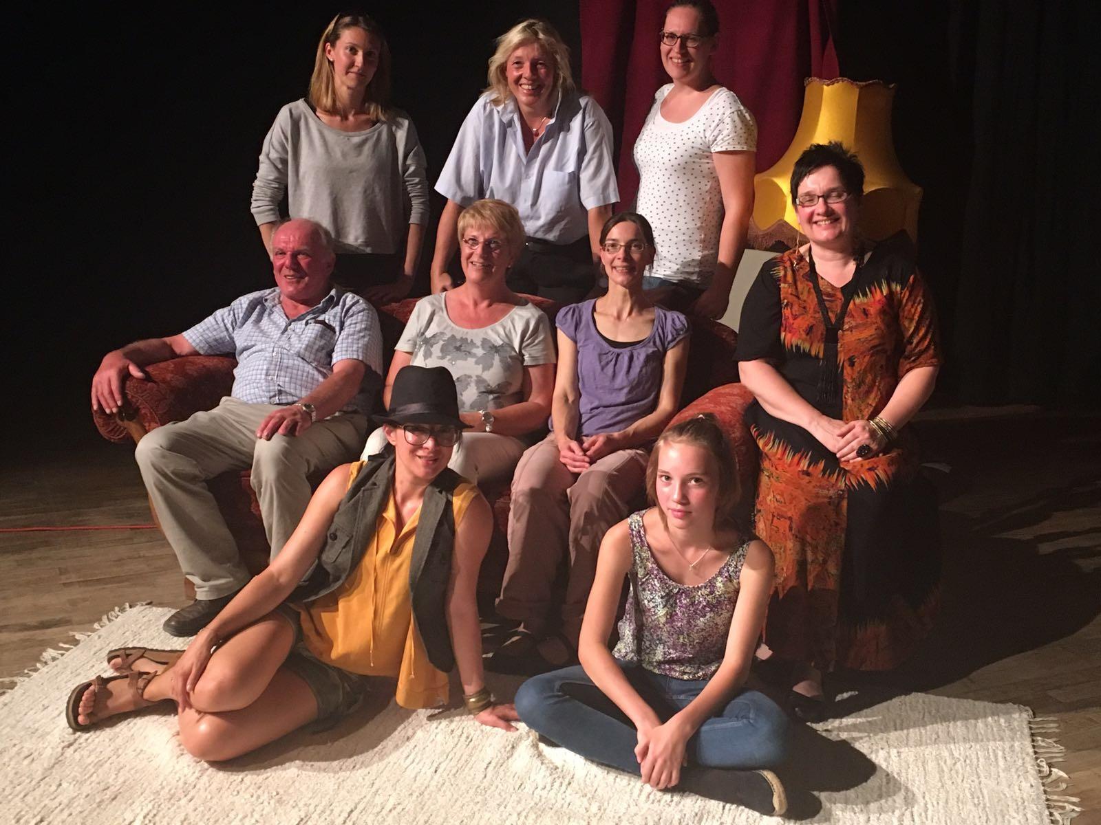 Theater-Gruppe Kanapee