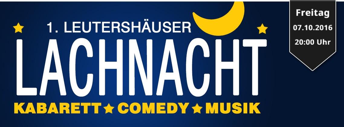 2016-10-07 Lachnacht