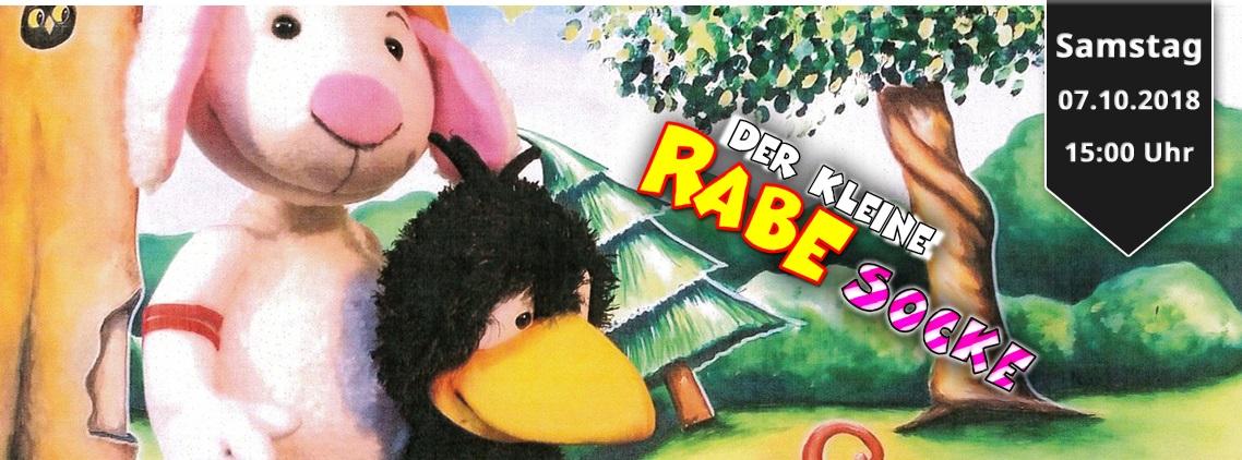 2018-10-07-Rabe Socke